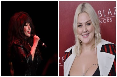(Left) Ronnie Spector, Elle King (Right)