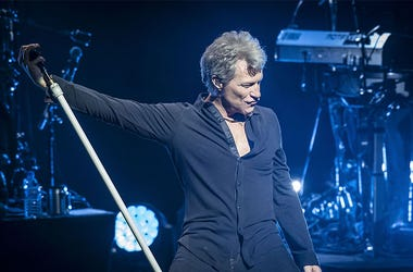 Bon Jovi On Stage
