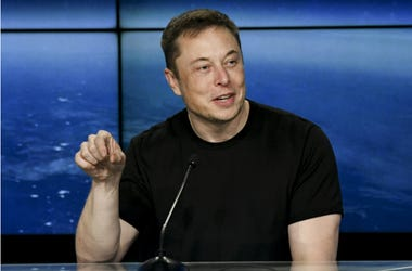 Elon Musk,Tesla,Tweet,April Fools,Stock,Dropped,Space X,Joke,100.3 Jack FM