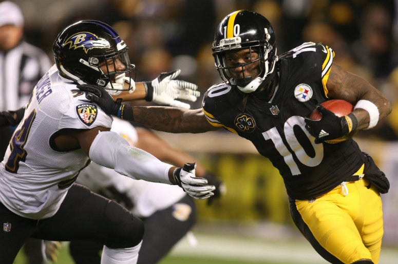 100.3 Jack FM,The Dan Patrick Show,Interview,Radio,NFL,Football,League,Troy Vincent,Vice President,VP,Operations,Kick Off,Punt,Return,Remove,Concussions,CTE,Chronic Traumatic Encephalopathy,Possible,Video,Pittsburgh Steelers,wide receiver,Martavis Bryant