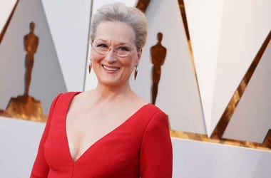 Meryl Streep On Big Little Lies