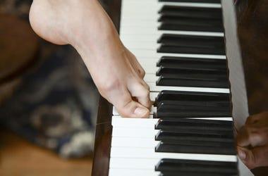 Playing Despacito On Giant Piano
