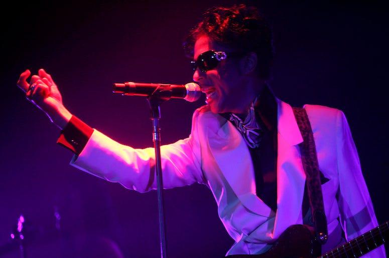 Prince, Concert, Music, Singing, Guitar