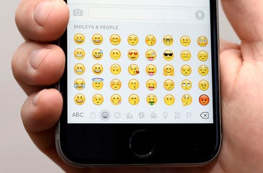 Phone, Texting, Emojis