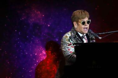Elton John, Concert, Music, Singing, Piano
