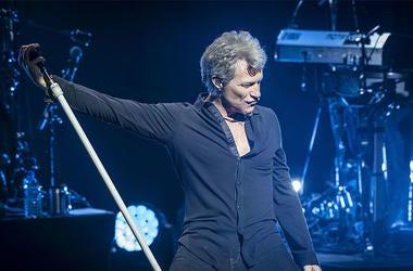 Bon Jovi On Stage