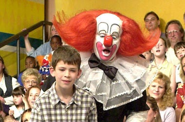 Bozo the Clown, Kids, TV, Television,