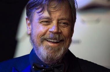 Mark Hamill, Star Wars, Luke Skywalker