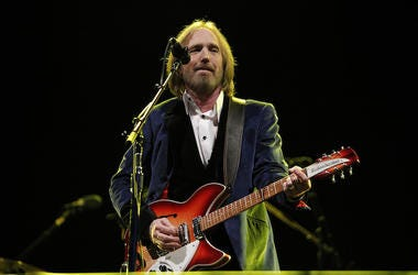 Tom Petty, The Heartbreakers, Guitar, Music, Concert, Live