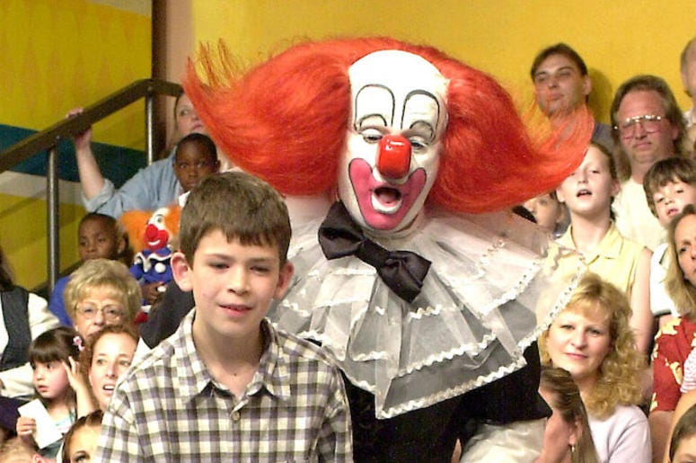 Bozo the Clown, Kids, TV, Television,