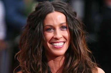 Alanis Morissette, Smile, Red Carpet, Prince of Persia, Premiere, 2010