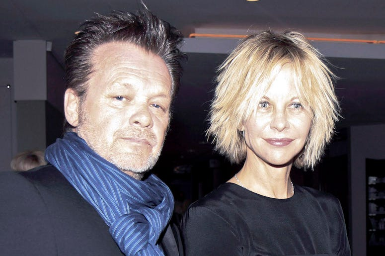 John Mellencamp, Meg Ryan, 2012, Red Carpet, Premiere