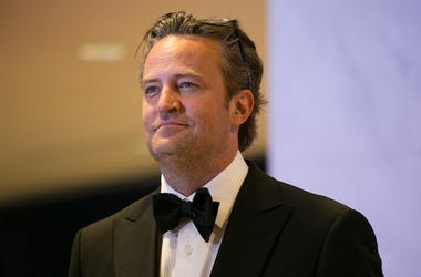 Matthew Perry, Red Carpet, Tuxedo, White House Correspondents' Dinner, 2013