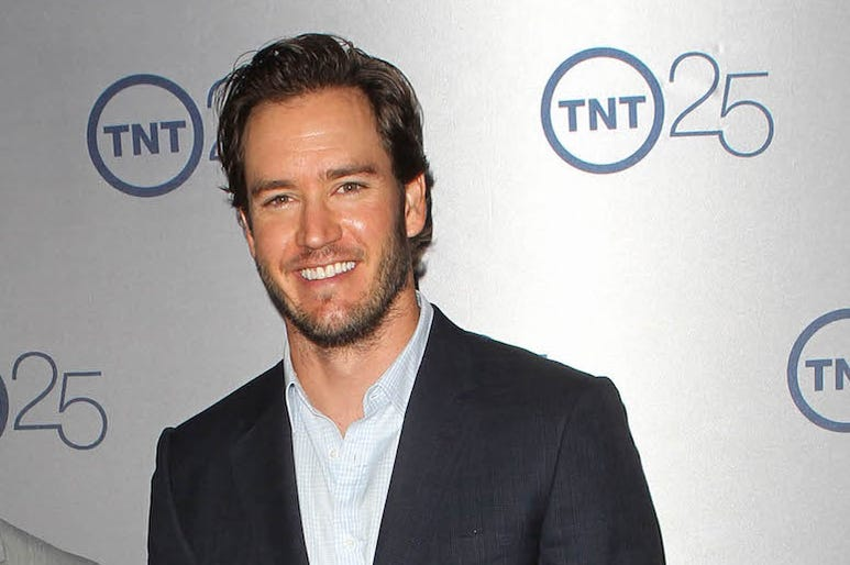 Mark-Paul Gosselaar, Red Carpet, TNT 25, 2013