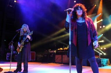 Heart, Ann Wilson, Nancy Wilson, Band, Concert