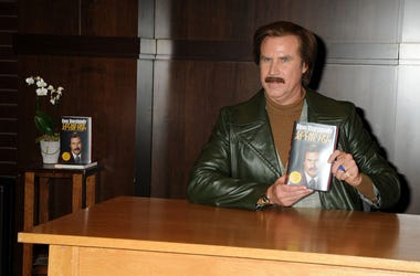 Will Ferrell, Ron Burgundy.