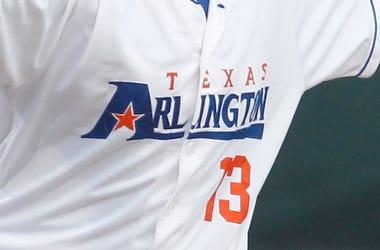 UTA, University of Texas at Arlington, Jersey, Pitcher, Uniform