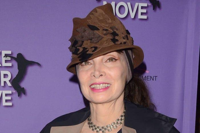 Toni Basil, Smile, Hat, Red Carpet