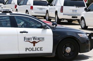 Fort Worth, Police, Car
