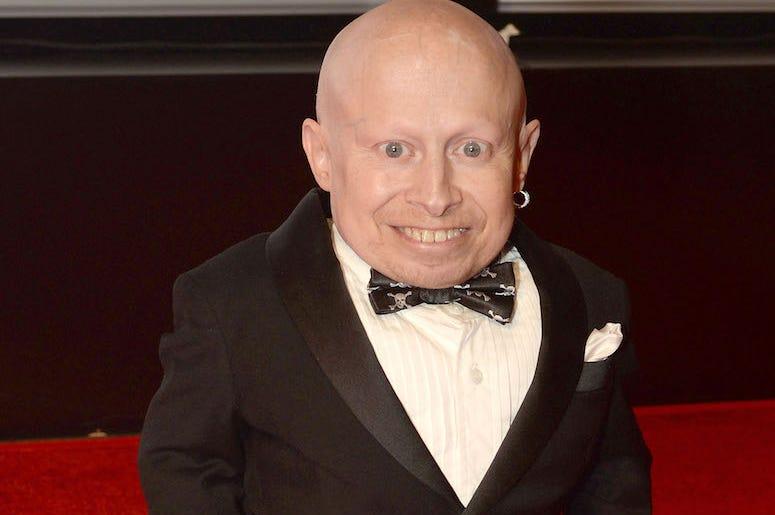 Verne Troyer, Suit, Red Carpet