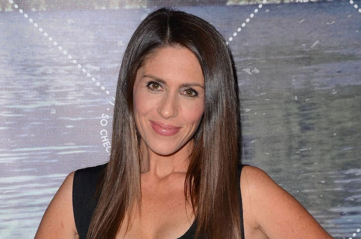 Soleil Moon Frye, Red Carpet, Black Dress, L.A.'s Arts District, 2015