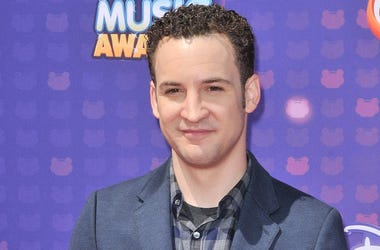 Ben Savage, Disney Music Awards, Red Carpet, 2016