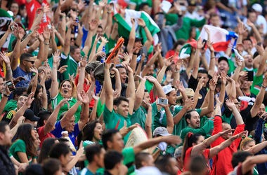 Mexico, Soccer, Fans