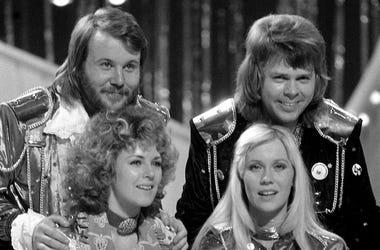 Benny Andersson, Agnetha Fältskog, Björn Ulvaeus, Anni-Frid Lyngstad, ABBA