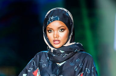 Halima Aden, Modest Fashion Festival, Runway, 2017