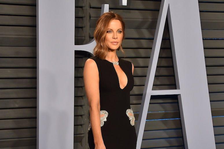 Kate Beckinsale, Vanity Fair Oscar Party, 2018