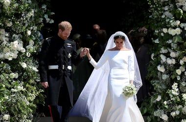 Prince Harry, Meghan Markle, Royal Wedding, St George's Chapel, Flowers