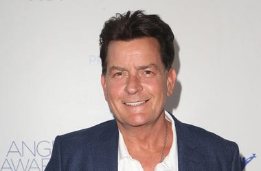 Charlie Sheen, Red Carpet, Angel Awards, 2018