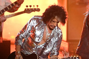 Joe Perry, Aerosmith, Concert, Guitar, MTV Video Music Awards, 2018
