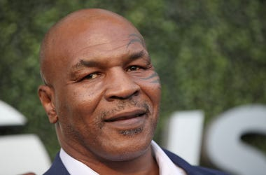Mike Tyson, Red Carpet, USTA Foundation Opening Night Gala, 2018