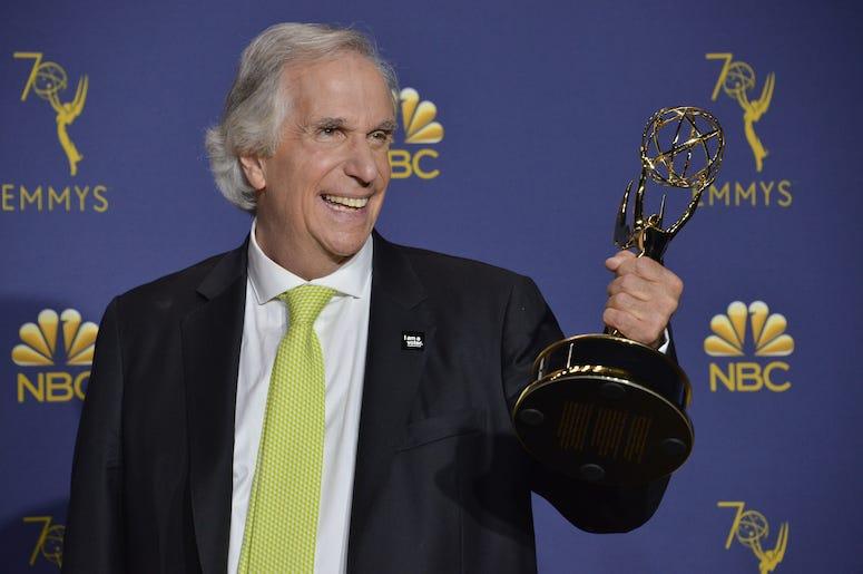 Henry Winkler, Emmy