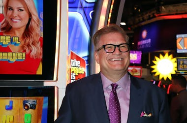 Drew Carey, Smile, Global Gaming Expo 2018, The Price is Right, Las Vegas, 2018