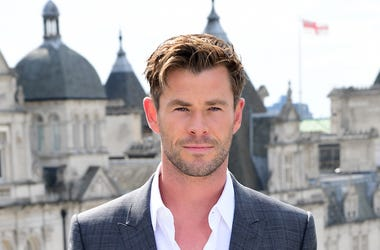 Chris Hemsworth, Photocall, Avengers: Endgame, London, 2019