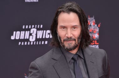 Keanu Reeves, Hands & Footprints Ceremony, Red Carpet, 2019