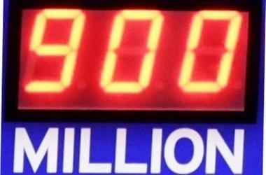 900 million