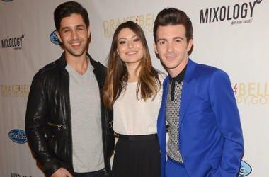 Josh Peck, Miranda Cosgrove and Drake Bell