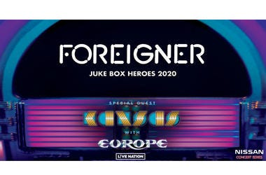 Foreigner with Kansas