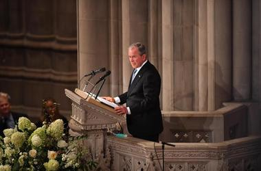 George W Bush