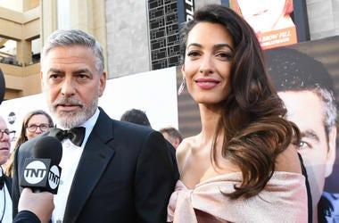 George Clooney,Crash,Video,Motorcycle,Italy,100.3 Jack FM