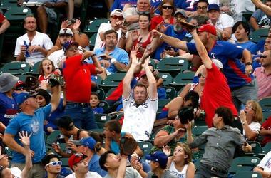 Texas Rangers Fans