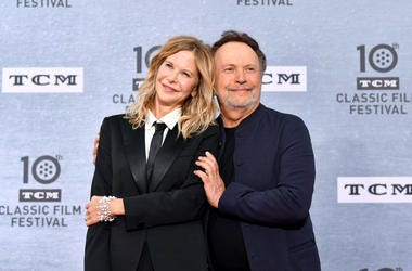 Meg Ryan and Billy Crystal