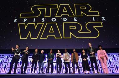 Cast Of Star Wars: The Rise Of Skywalker