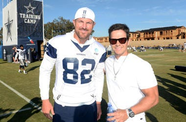 Jason Witten & Mark Wahlberg