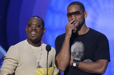 Will Smith, Martin Lawrence
