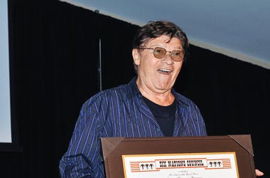 Rock and Roll Hall of Famer Robbie Robertson
