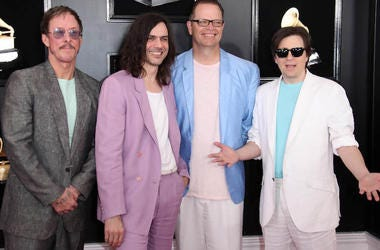 Weezer, Red Carpet, 61st Grammy Awards, '80s Outfits, 2019